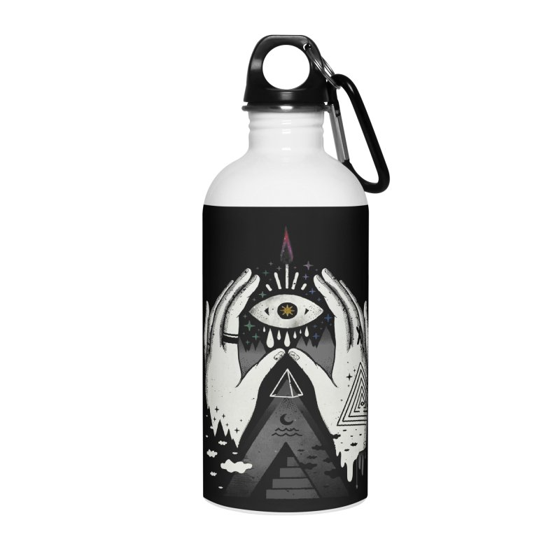 Summoner Accessories Water Bottle by ordinary fox
