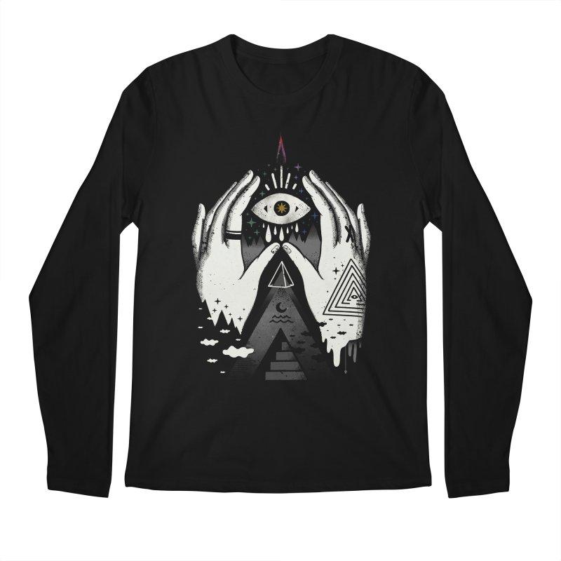 Summoner Men's Longsleeve T-Shirt by ordinaryfox