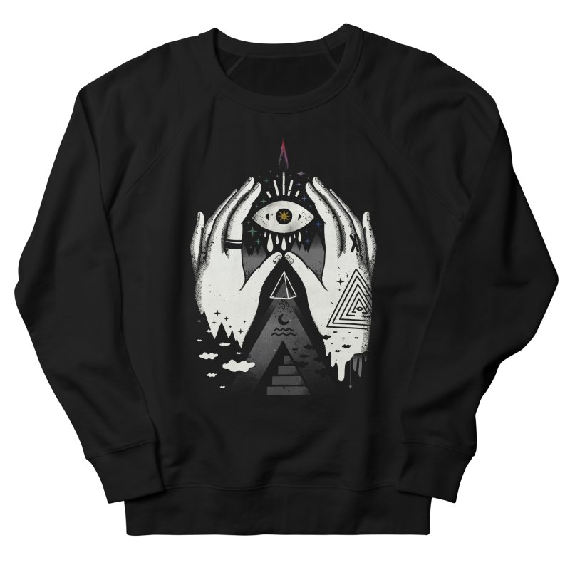Summoner Men's Sweatshirt by ordinaryfox