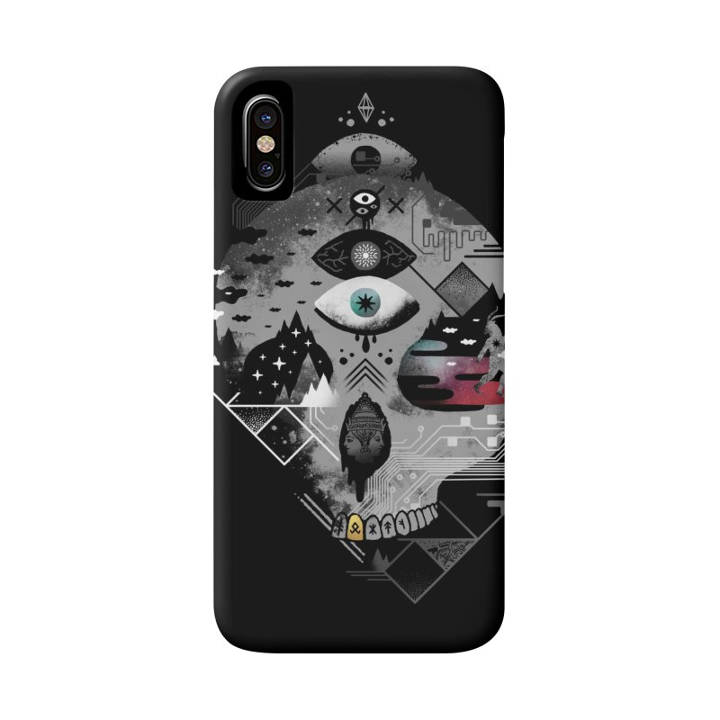Old Gods, New Demons Accessories Phone Case by ordinary fox