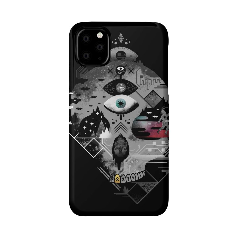Old Gods, New Demons Accessories Phone Case by ordinaryfox