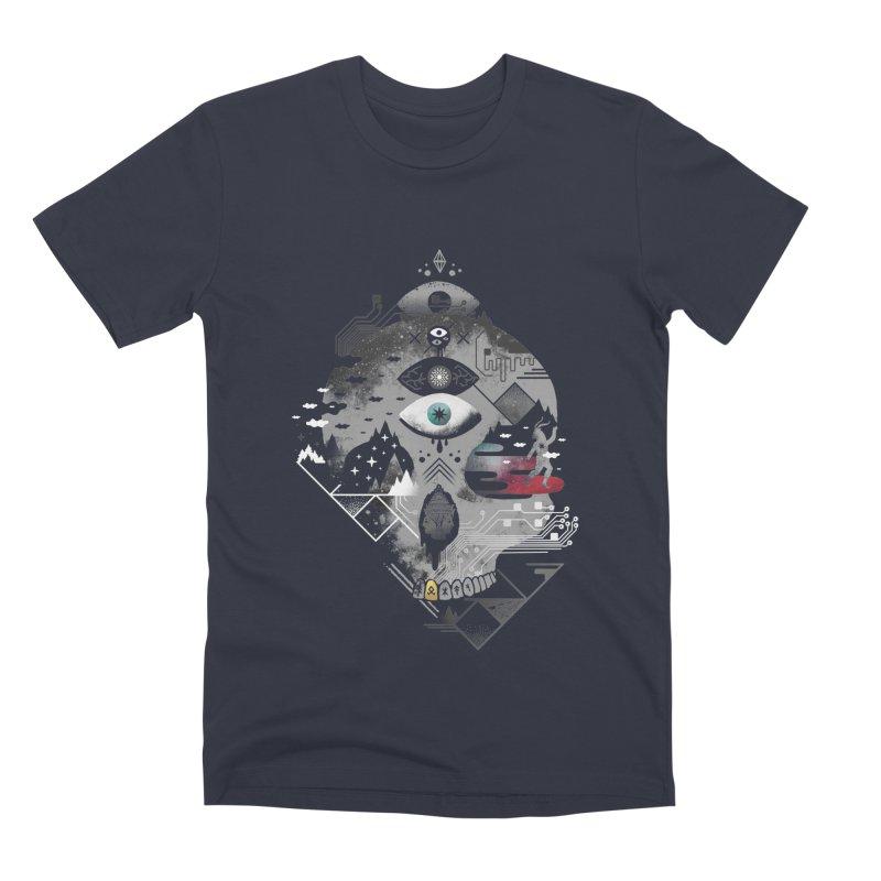 Old Gods, New Demons Men's Premium T-Shirt by ordinary fox