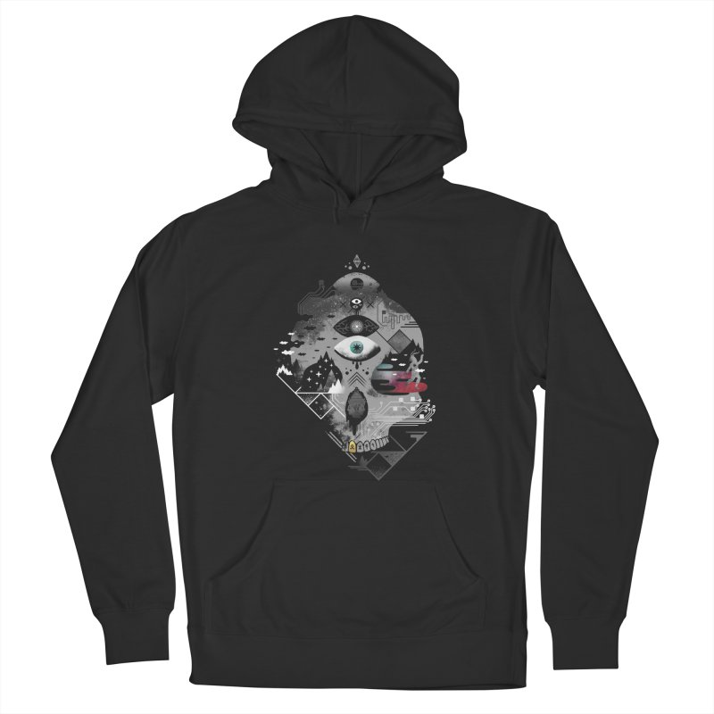 Old Gods, New Demons Men's Pullover Hoody by ordinaryfox