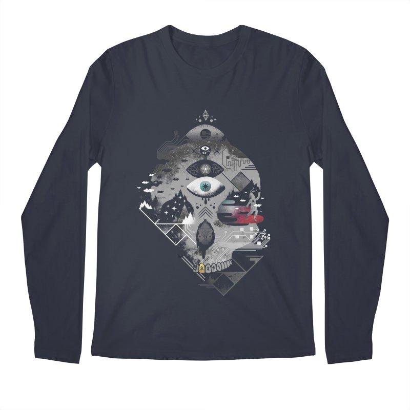 Old Gods, New Demons Men's Longsleeve T-Shirt by ordinaryfox