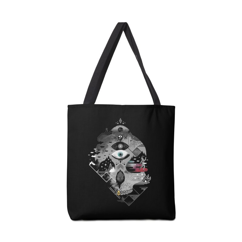 Old Gods, New Demons Accessories Tote Bag Bag by ordinary fox