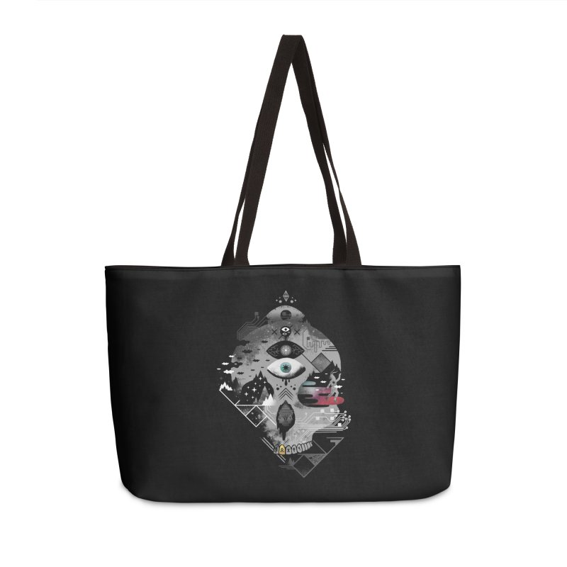 Old Gods, New Demons Accessories Weekender Bag Bag by ordinary fox