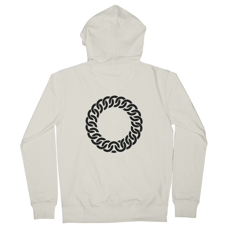 Bracelet Women's Zip-Up Hoody by orginaljun's Artist Shop
