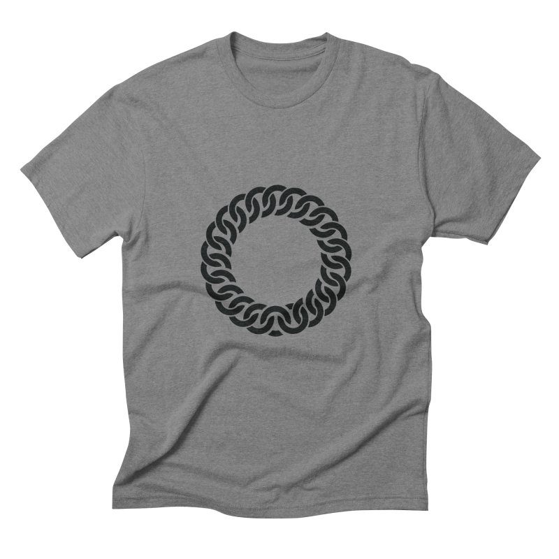 Bracelet Men's Triblend T-Shirt by orginaljun's Artist Shop