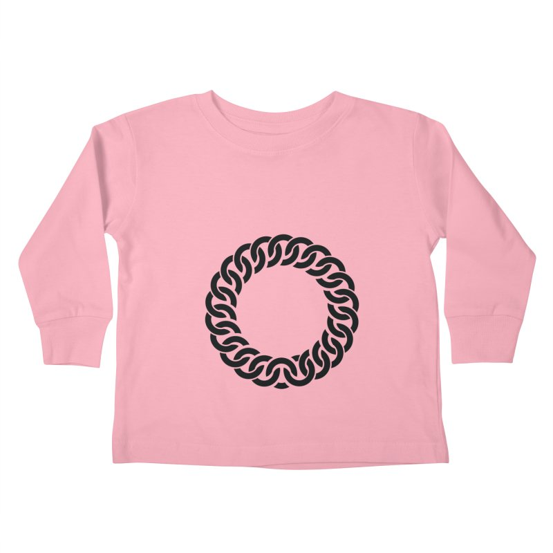 Bracelet Kids Toddler Longsleeve T-Shirt by orginaljun's Artist Shop