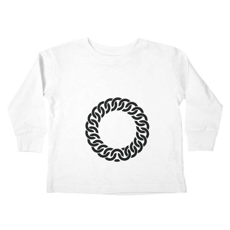 Bracelet Kids Toddler Longsleeve T-Shirt by orginaljun's Artist Shop
