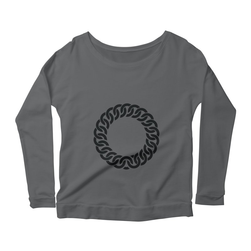 Bracelet Women's Scoop Neck Longsleeve T-Shirt by orginaljun's Artist Shop