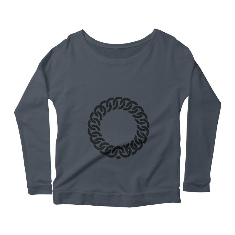 Bracelet Women's Scoop Neck Longsleeve T-Shirt by orginaljun's Artist Shop