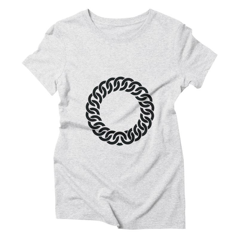 Bracelet Women's Triblend T-Shirt by orginaljun's Artist Shop