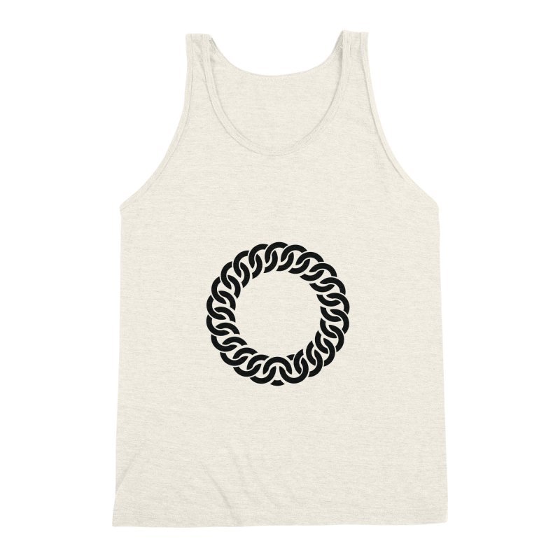 Bracelet Men's Triblend Tank by orginaljun's Artist Shop