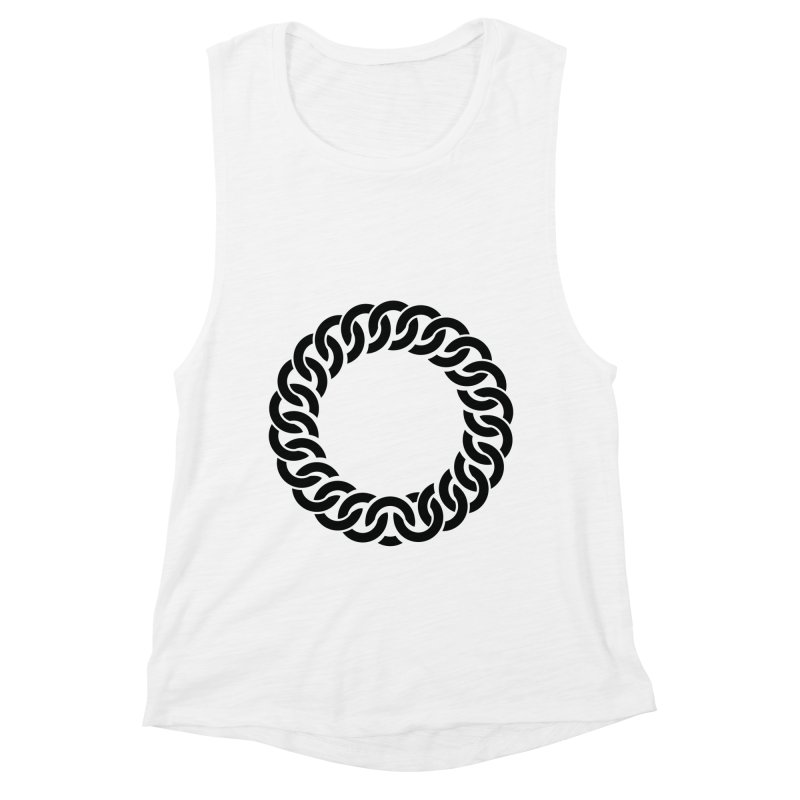 Bracelet Women's Muscle Tank by orginaljun's Artist Shop