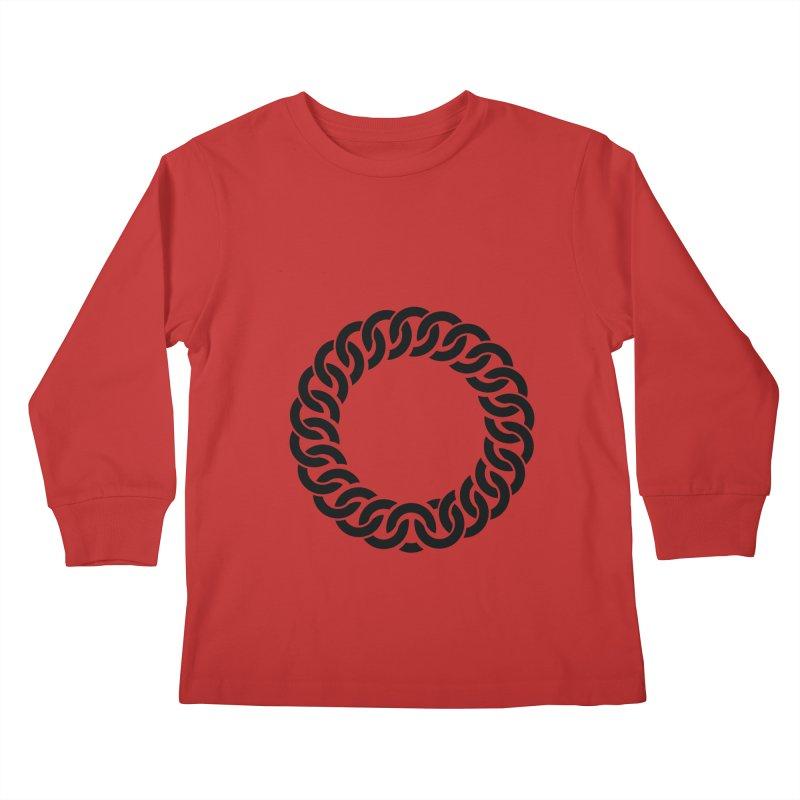 Bracelet Kids Longsleeve T-Shirt by orginaljun's Artist Shop