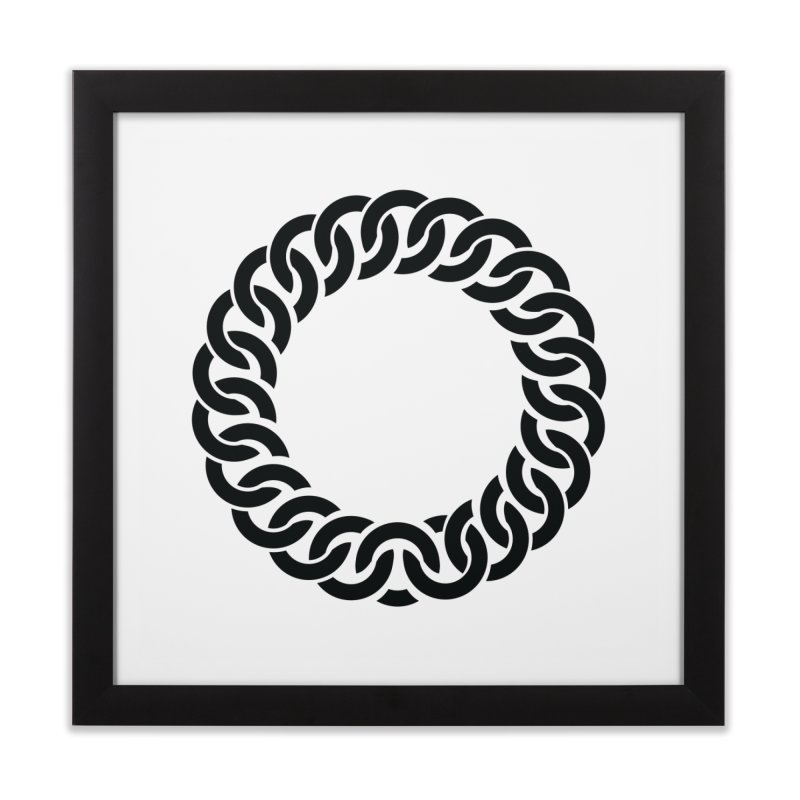 Bracelet Home Framed Fine Art Print by orginaljun's Artist Shop