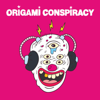 Origami Conspiracy Merch Logo