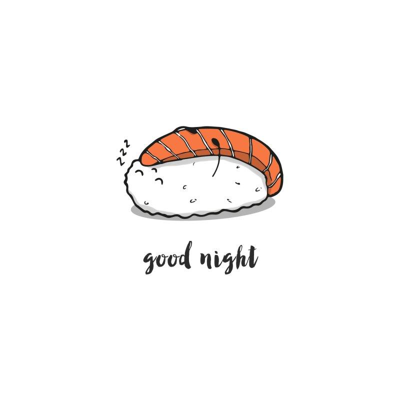 Good night sushi by Origami Studio