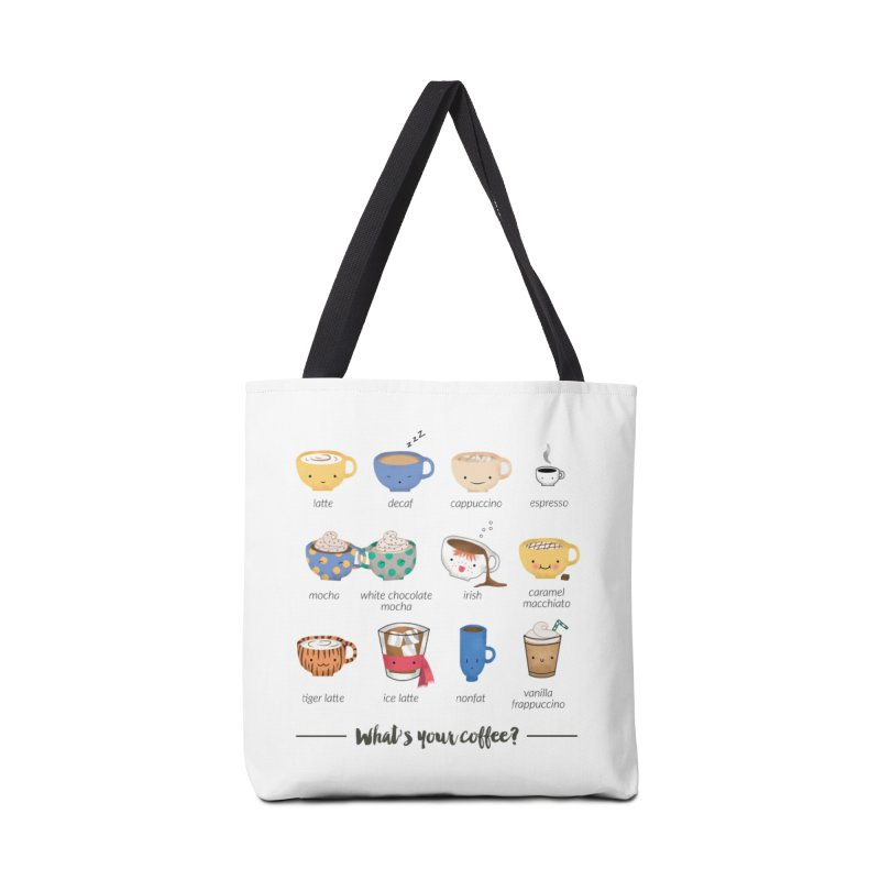 Coffee time! Accessories Tote Bag Bag by Origami Studio