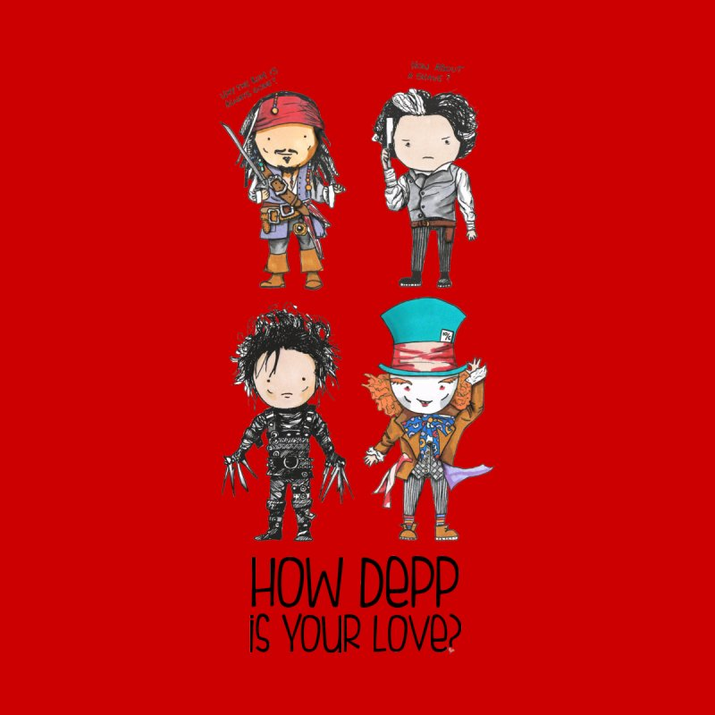 How Depp is your love? by Origami Studio