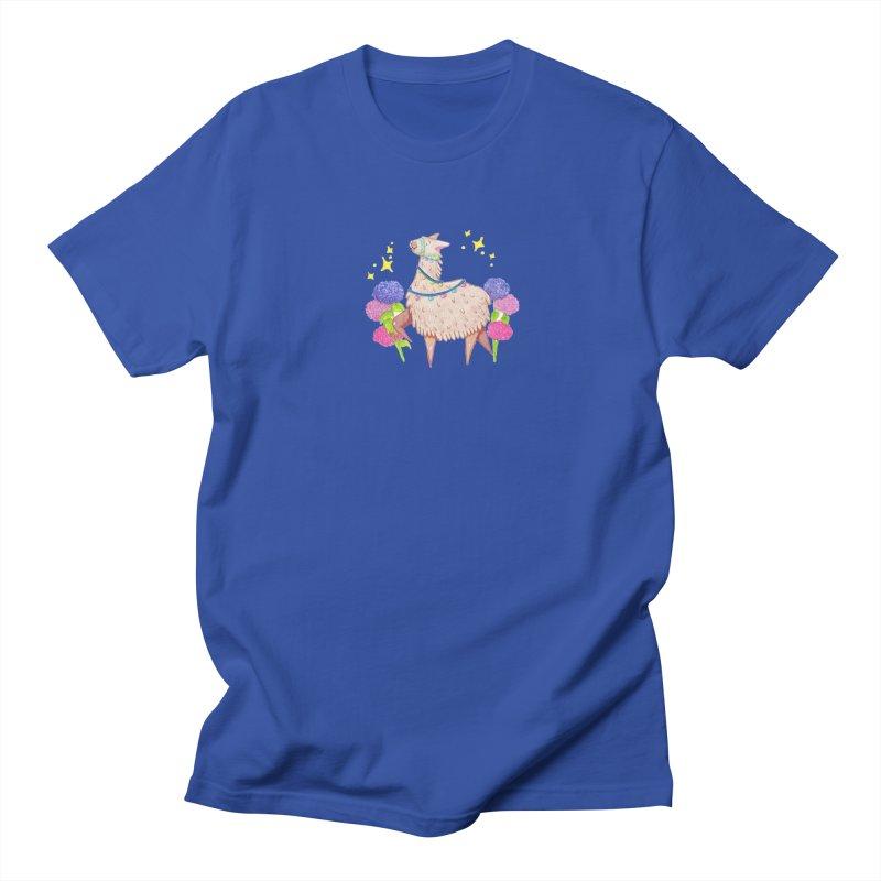 Drama Lama Men's T-Shirt by Origami Studio