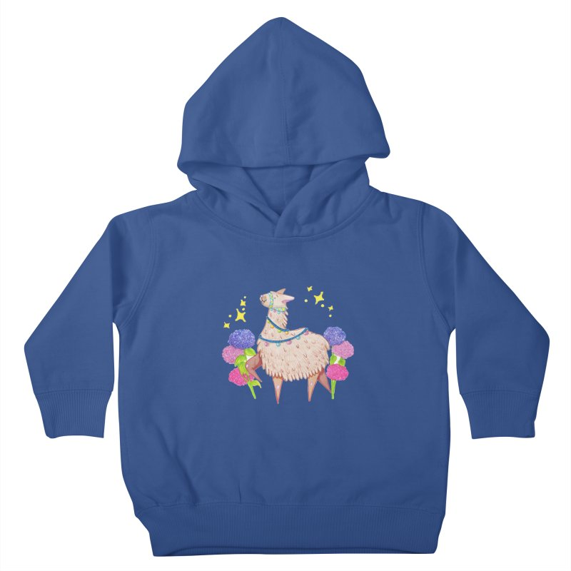 Drama Lama Kids Toddler Pullover Hoody by Origami Studio