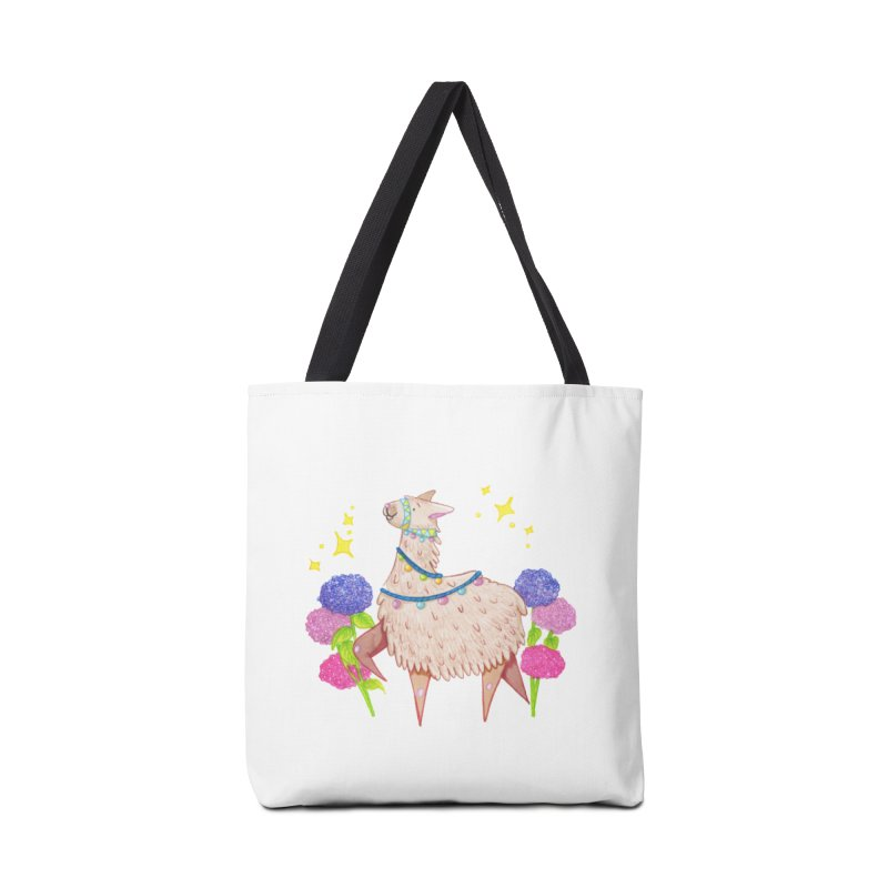 Drama Lama Accessories Tote Bag Bag by Origami Studio