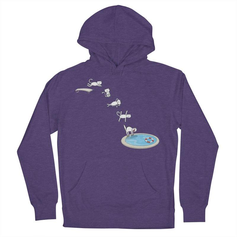 LET'S SWIMMM! =^.^= Women's Pullover Hoody by Origine's Shop