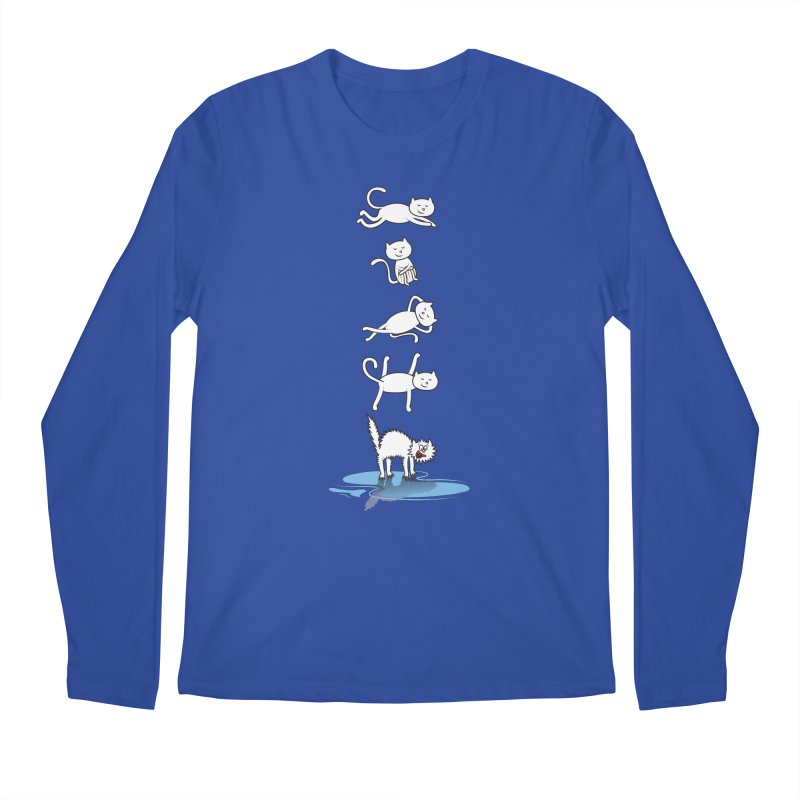 SUMMER IS COMMING! =^.^= Men's Longsleeve T-Shirt by Origine's Shop