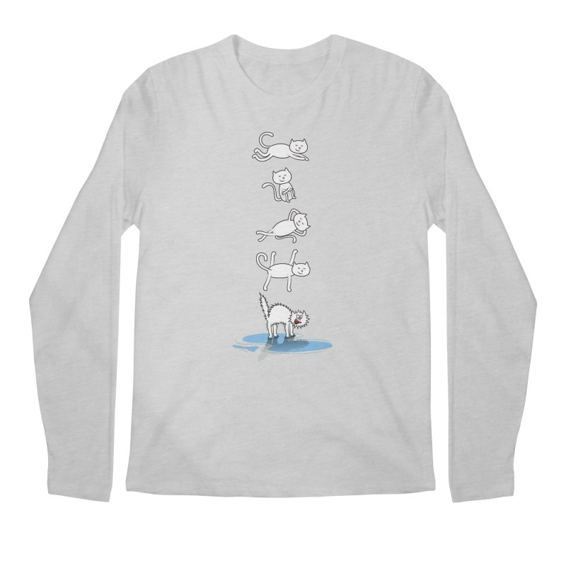 SUMMER IS COMMING! =^.^= Men's Regular Longsleeve T-Shirt by Origine's Shop