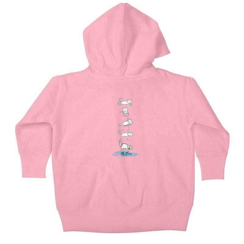 SUMMER IS COMMING! =^.^= Kids Baby Zip-Up Hoody by Origine's Shop