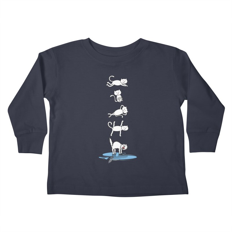 SUMMER IS COMMING! =^.^= Kids Toddler Longsleeve T-Shirt by Origine's Shop