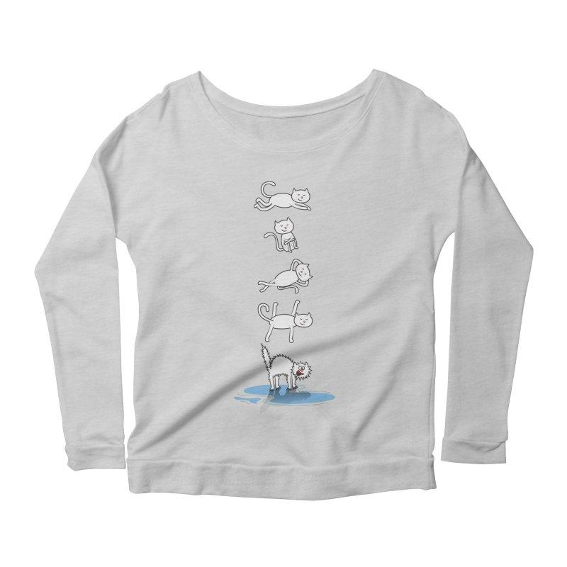 SUMMER IS COMMING! =^.^= Women's Scoop Neck Longsleeve T-Shirt by Origine's Shop