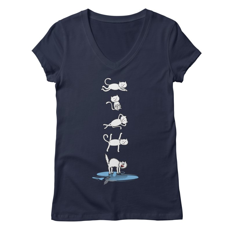 SUMMER IS COMMING! =^.^= Women's V-Neck by Origine's Shop