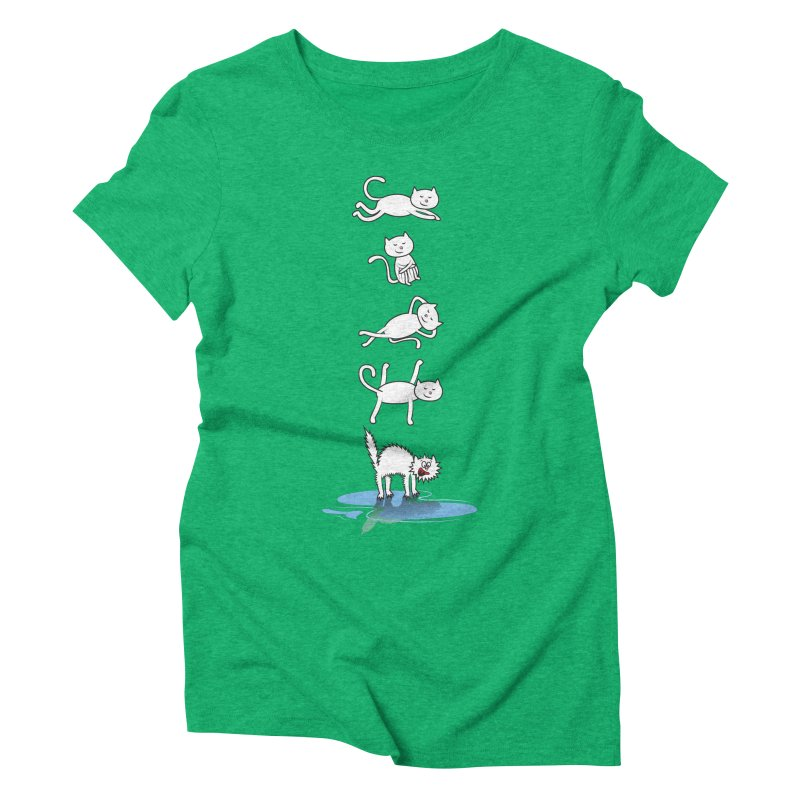 SUMMER IS COMMING! =^.^= Women's Triblend T-Shirt by Origine's Shop