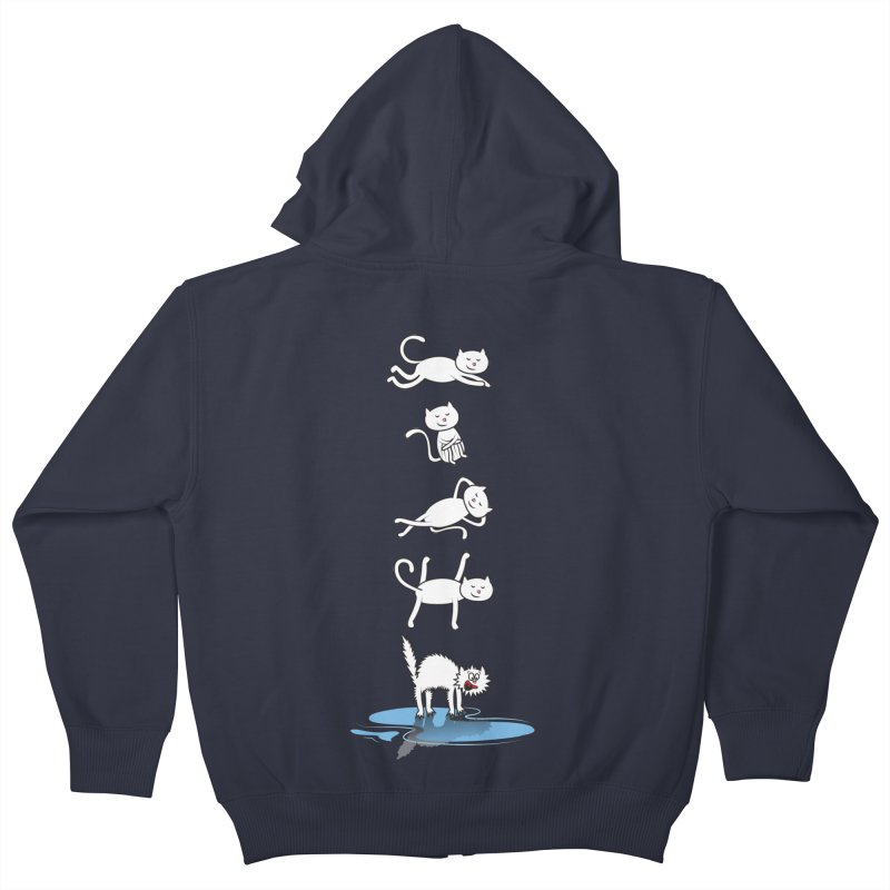 SUMMER IS COMMING! =^.^= Kids Zip-Up Hoody by Origine's Shop