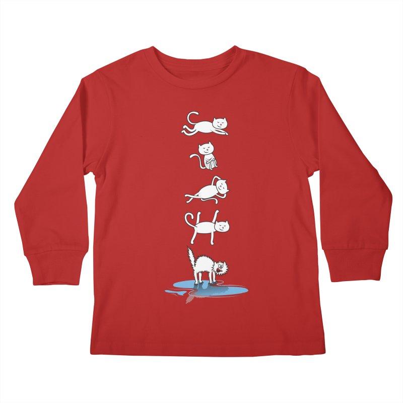 SUMMER IS COMMING! =^.^= Kids Longsleeve T-Shirt by Origine's Shop