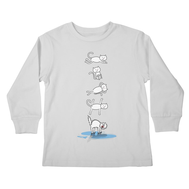 SUMMER IS COMMING! =^.^= Kids Longsleeve T-Shirt by Origine's Shop