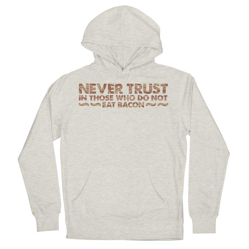 ~ NEVER TRUST ~ Men's Pullover Hoody by Origine's Shop