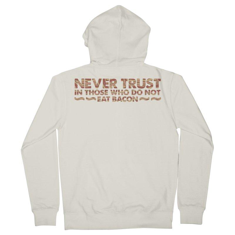 ~ NEVER TRUST ~ Women's Zip-Up Hoody by Origine's Shop
