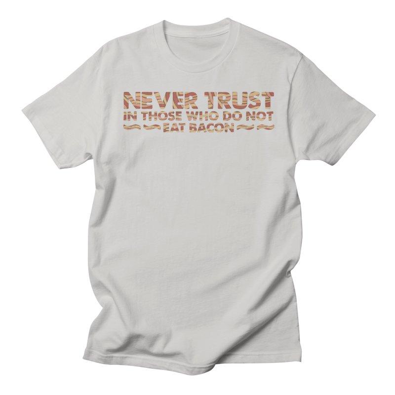 ~ NEVER TRUST ~ Men's T-Shirt by Origine's Shop