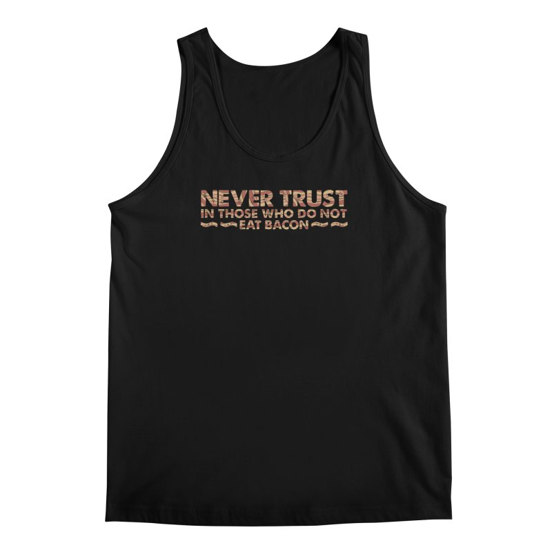 ~ NEVER TRUST ~ Men's Tank by Origine's Shop