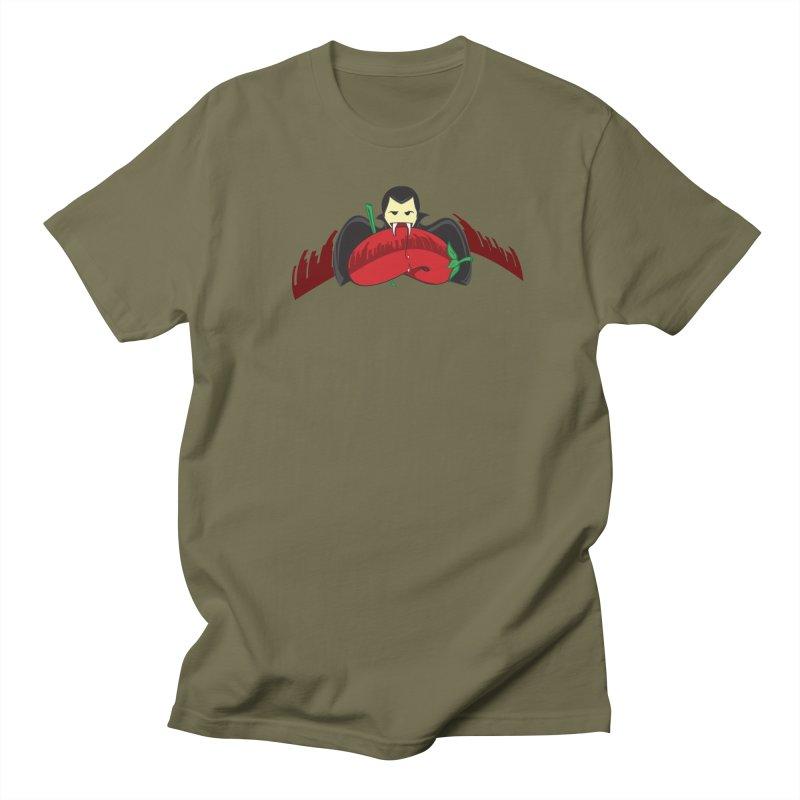 Bloody Drink (㇏(•̀ᵥᵥ•́)ノ) Men's Regular T-Shirt by Origine's Shop