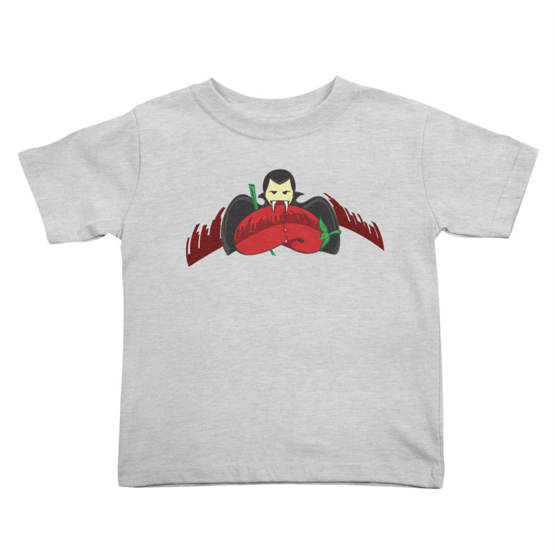 Bloody Drink (㇏(•̀ᵥᵥ•́)ノ) Kids Toddler T-Shirt by Origine's Shop