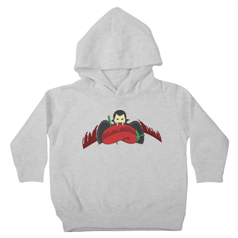 Bloody Drink (㇏(•̀ᵥᵥ•́)ノ) Kids Toddler Pullover Hoody by Origine's Shop