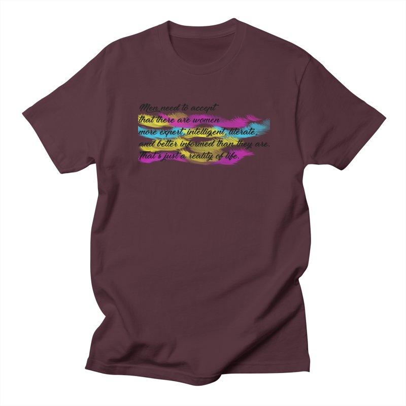 Women Are Experts Too Women's Unisex T-Shirt by originlbookgirl's Artist Shop