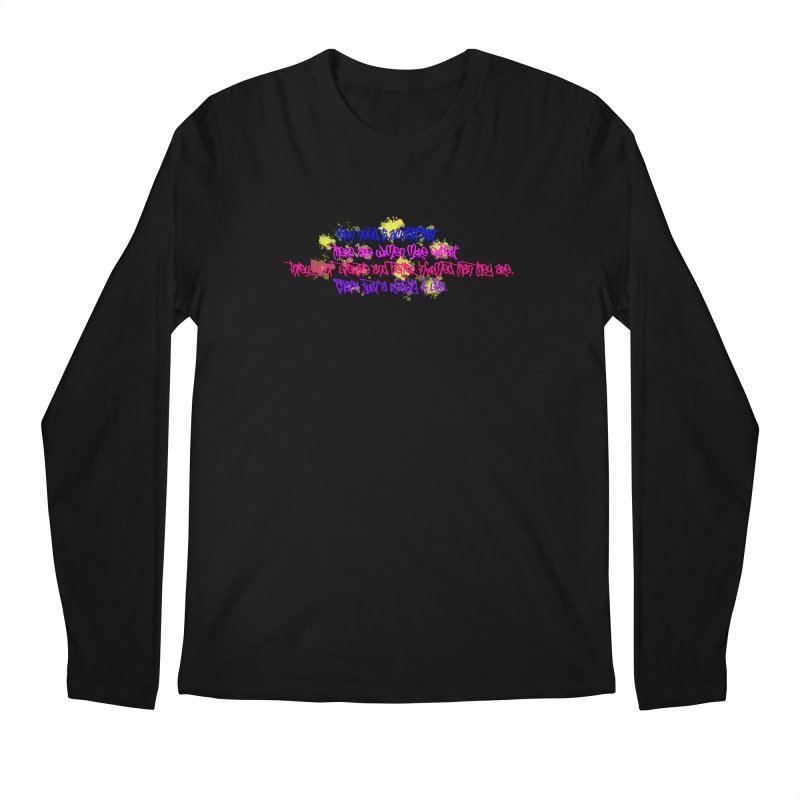 Women are Experts 2 Men's Longsleeve T-Shirt by originlbookgirl's Artist Shop
