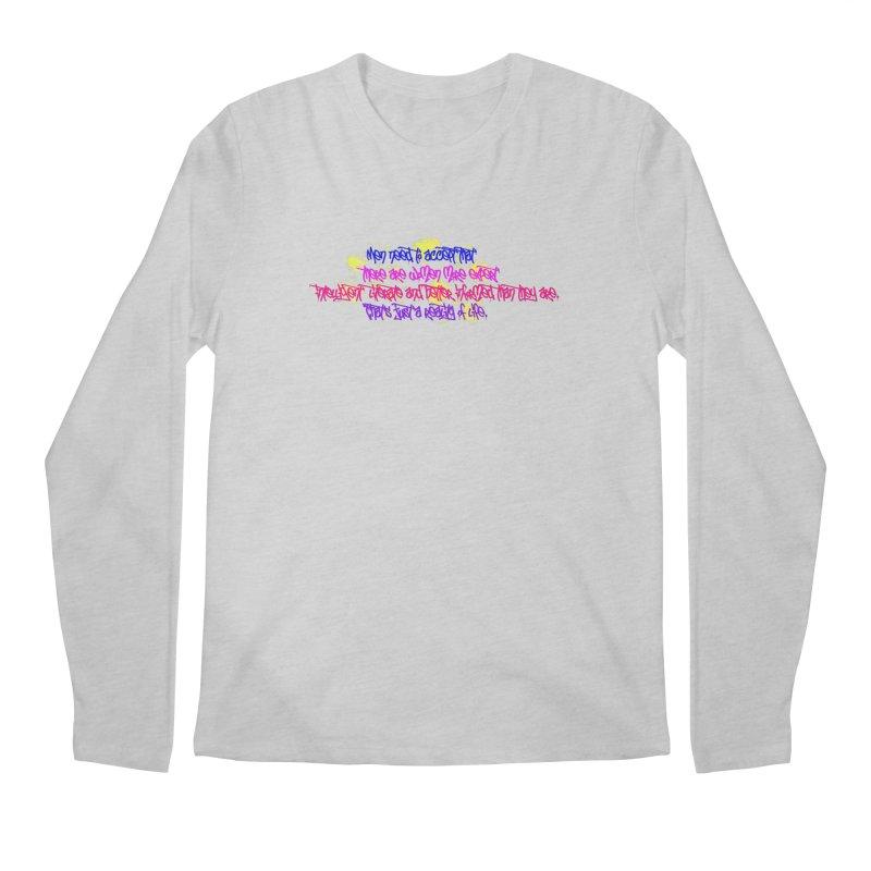 Women are Experts 2 Men's Longsleeve T-Shirt by originlbookgirl's Artist Shop