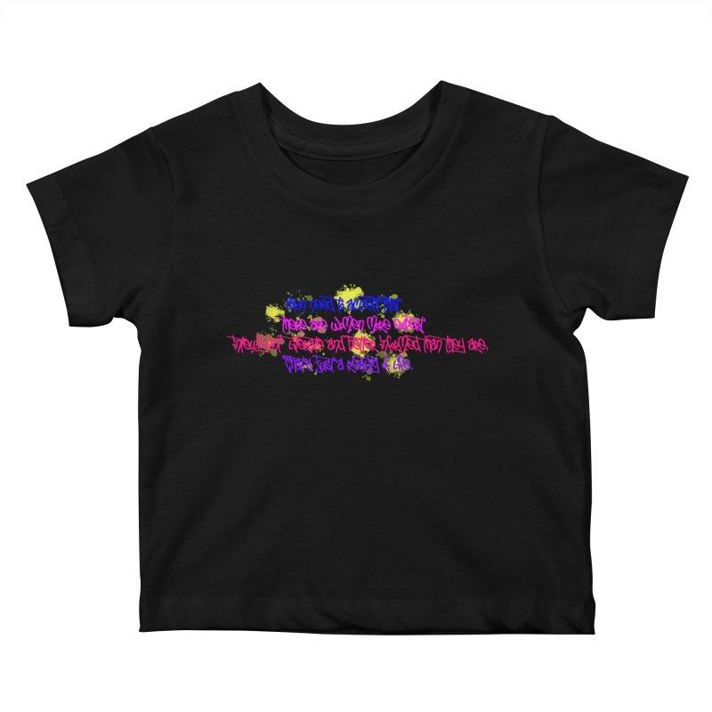 Women are Experts 2 Kids Baby T-Shirt by originlbookgirl's Artist Shop
